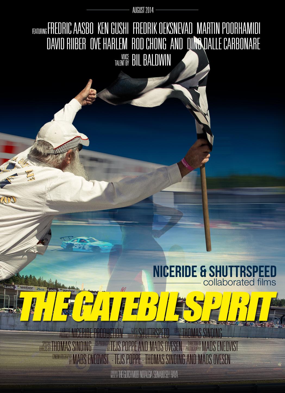 Poster from The Gatebil Spirit