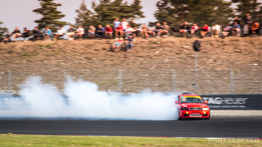 Kenneth Alm, Audi S4+ | Photo: Tejs Poppe, Shuttrspeed