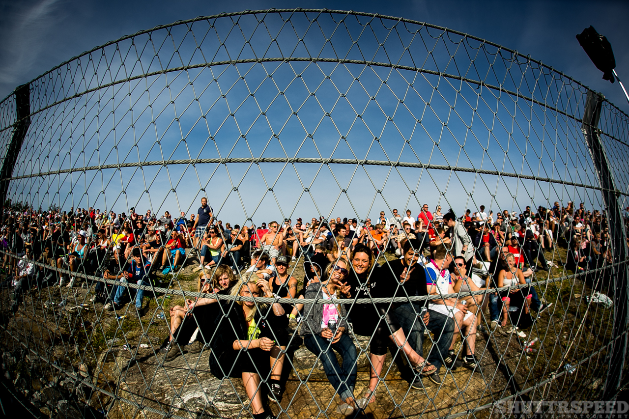 Crowd waiting for some Powerslide | Photo: Mads Eneqvist, Shuttrspeed